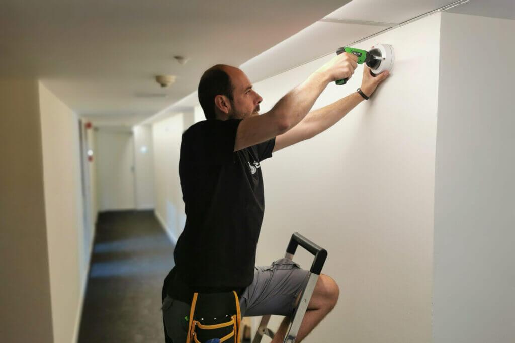 instalador videovigilancia para hoteles barcelona
