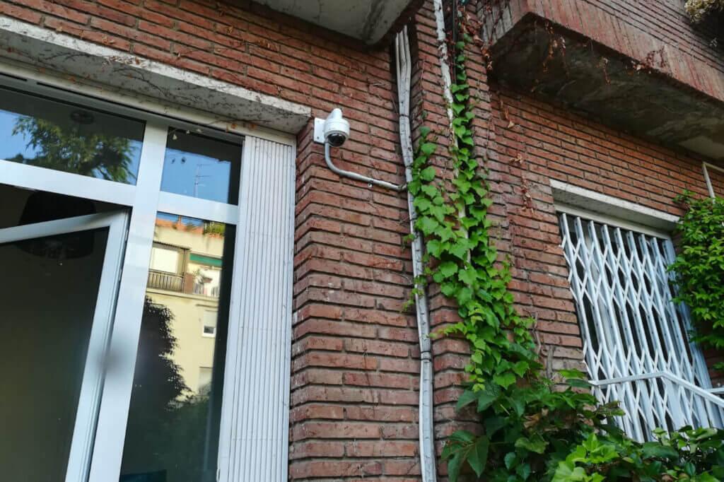 instalacion videovigilancia casas