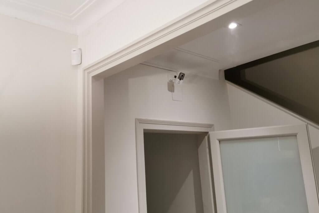 instalador videovigilancia y alarma