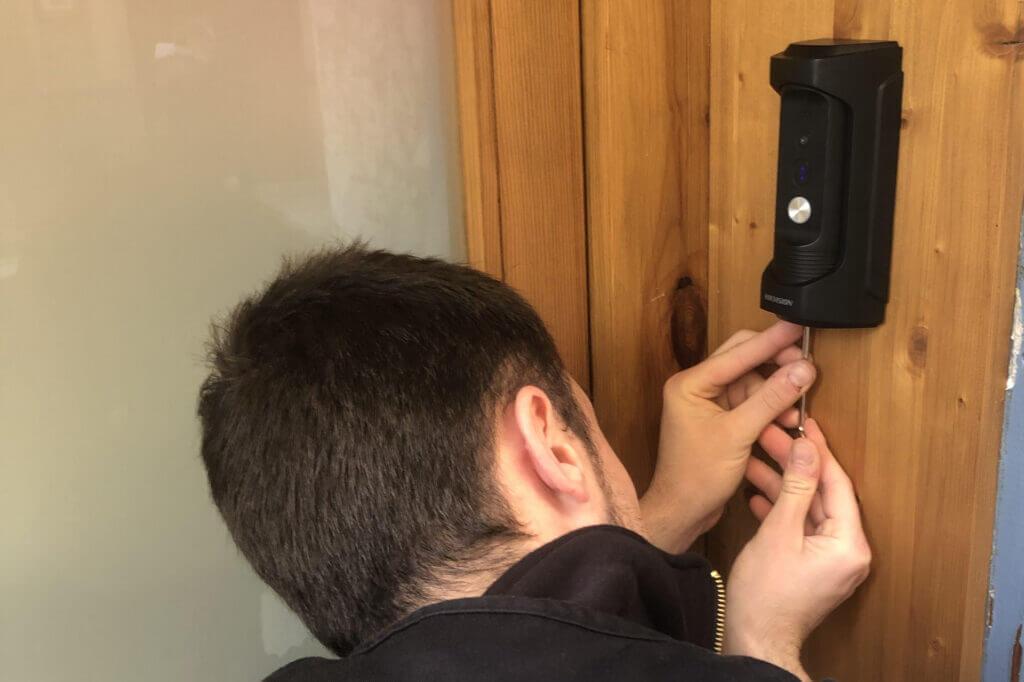 instalador videoporteros domicilio